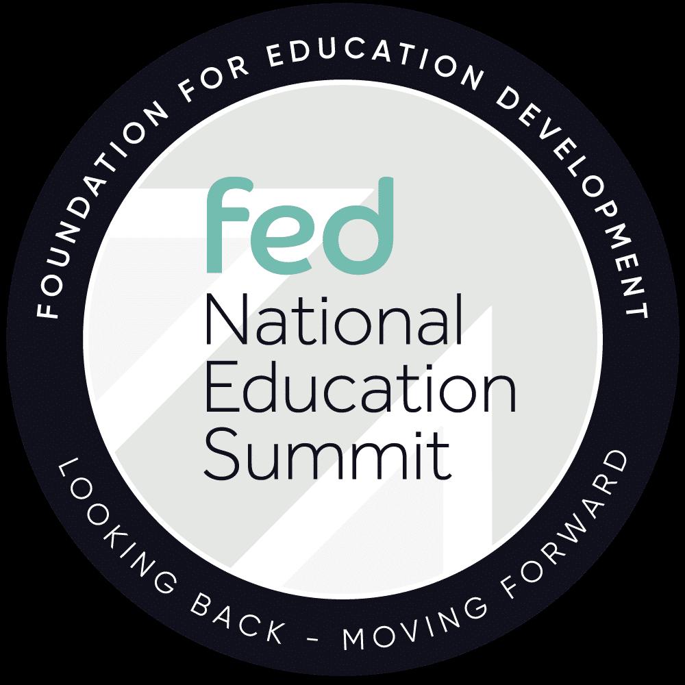 Fed National Education Summit Logo