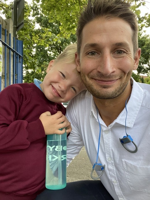 David Harkin: 'When Toby turns 18 – My hopes for the future of education'