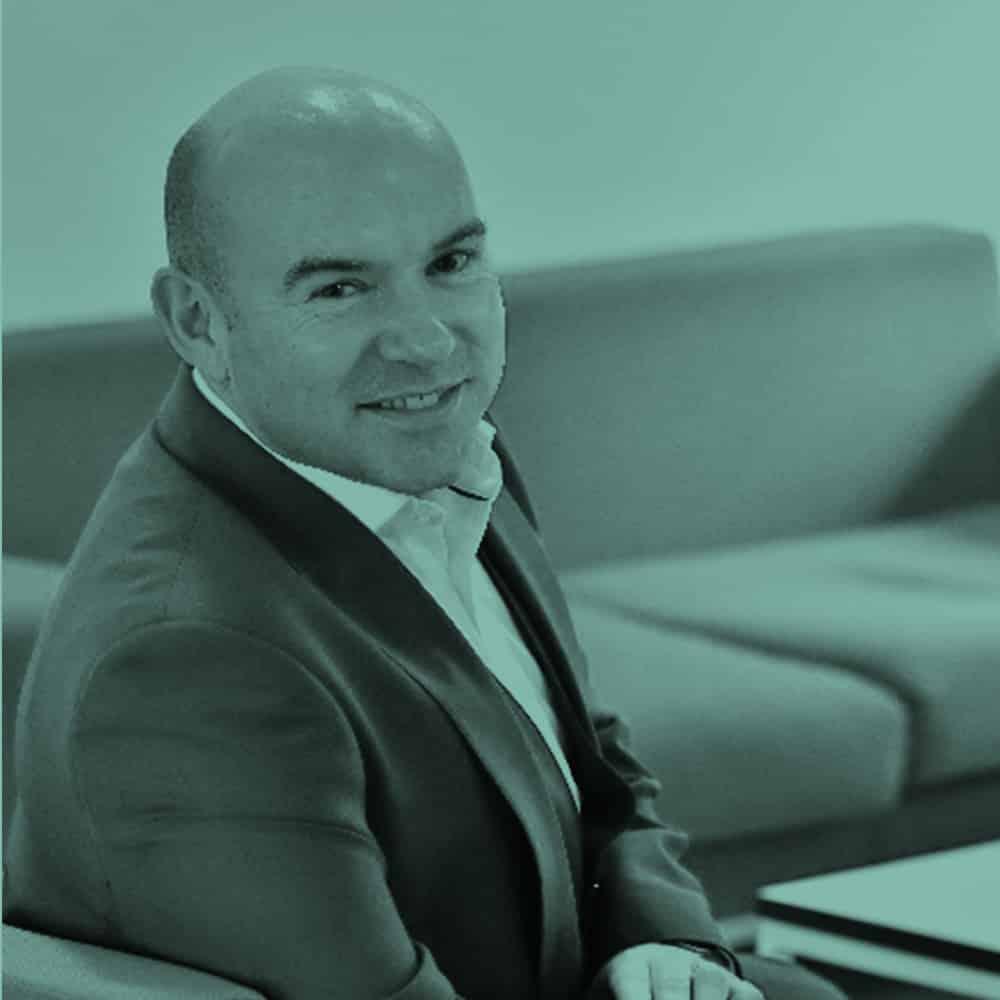 Dr Neil Bentley-Gockmann OBE