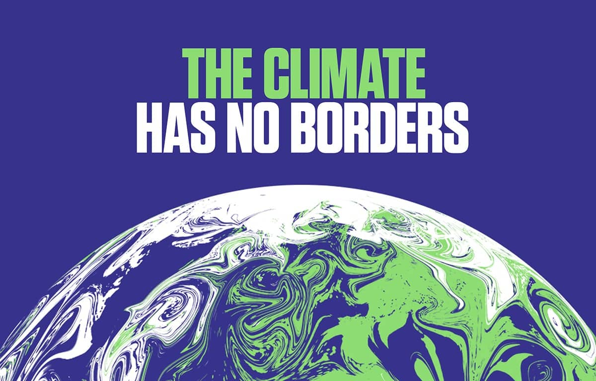 The Climate Has No Borders