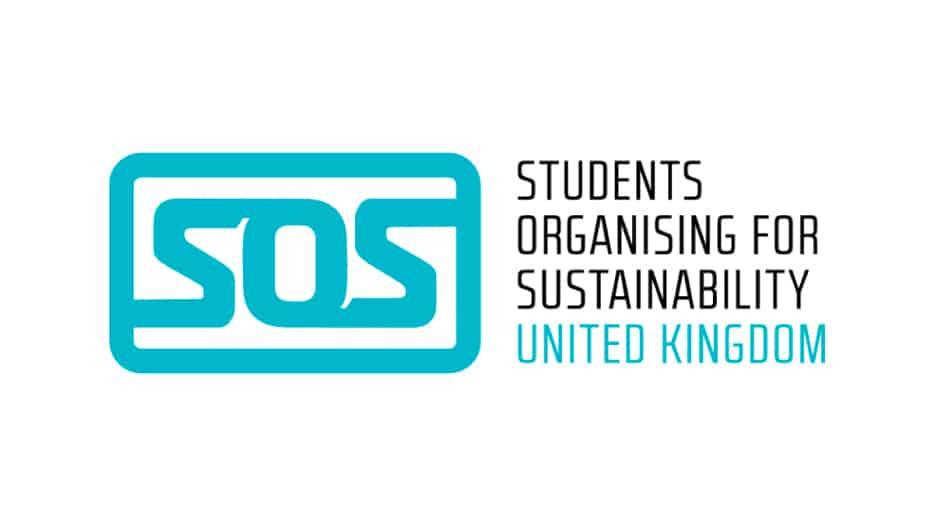 Students organising sustainability