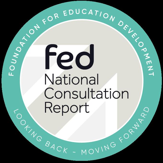 National Consultation Report Logo